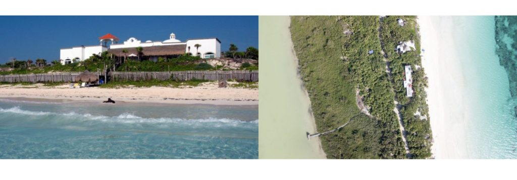 Beachfront Luxury Villa for Sale in Tulum Mexico – 2.47 Acres