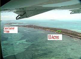10 Acres Seafront, Belize