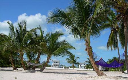 Beachfront Condo Apartment Complex, Belize