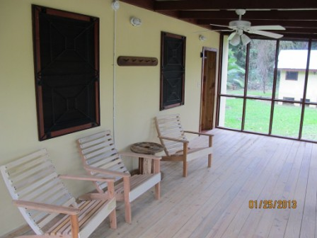 Belize Fishing and Nature Lodge for Sale