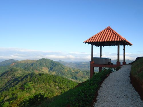 Mountain Home Lodge for Sale in Costa Rica
