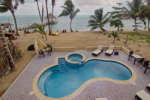 Beachfront Resort For Sale, Belize