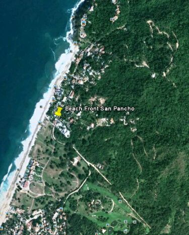 Beachfront Property for Sale, Mexico