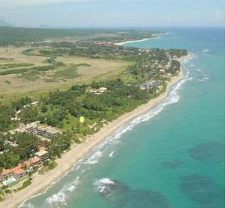 Beach Land with Approvals for 110 Condos, Dominican Republic
