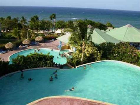 Non Operational Beach Front Hotel for Sale, Dominican Republic