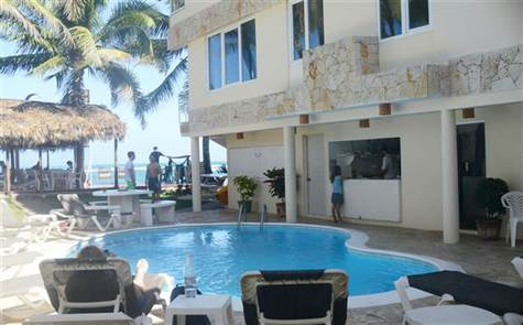 Profitable 26 Room Beachfront Hotel, Dominican Republic