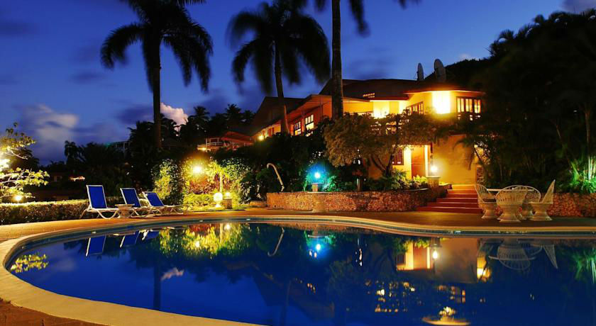 Hotel La Catalina,12 Rooms, Beautiful Oceanview, Quiet Location, Maria Trinidad Sanchez