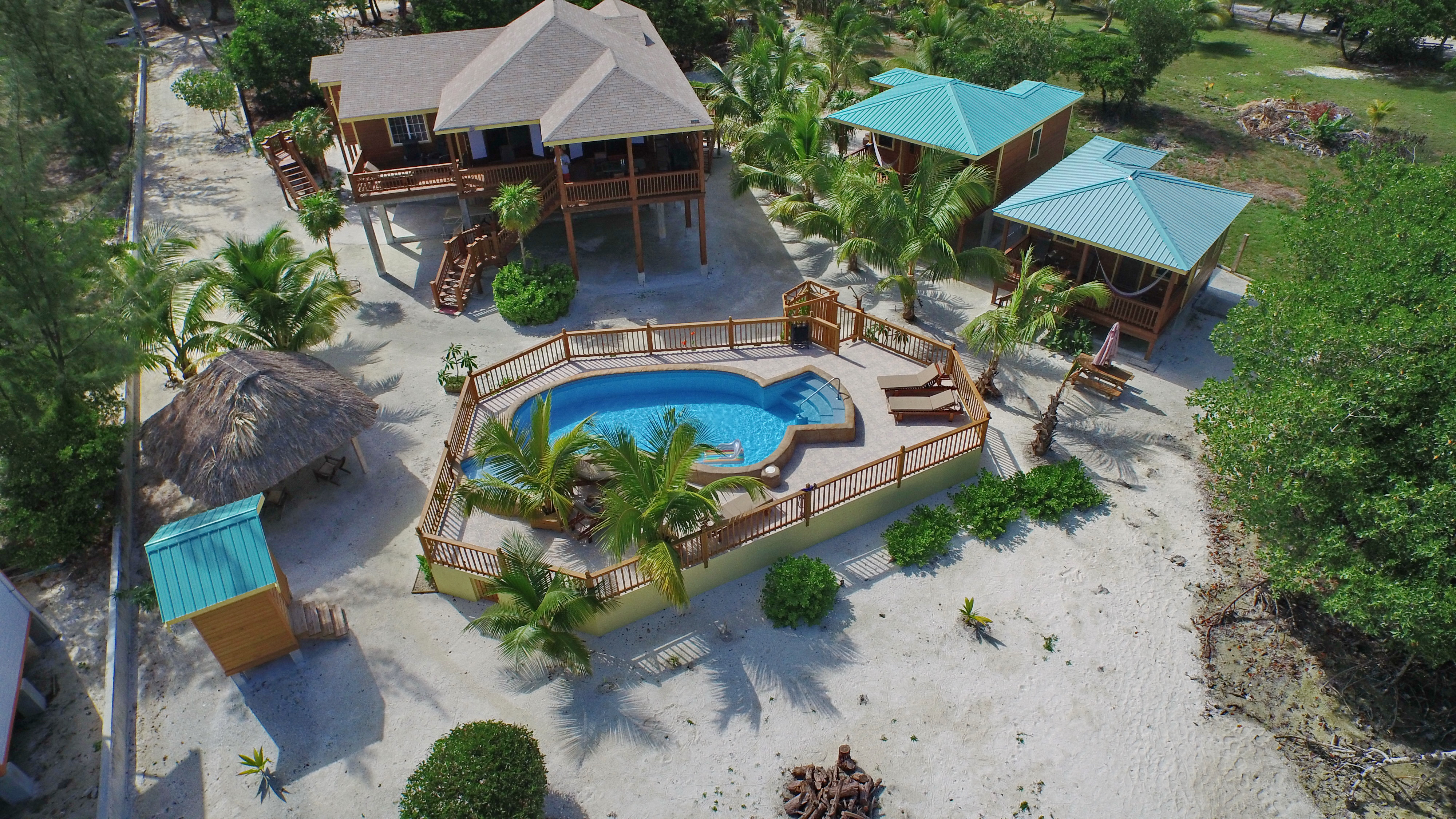 Caye Caulker Boutique Resort for Sale in Belize