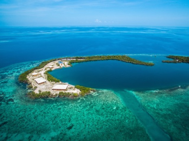 4 Acre Island for Sale in Belize
