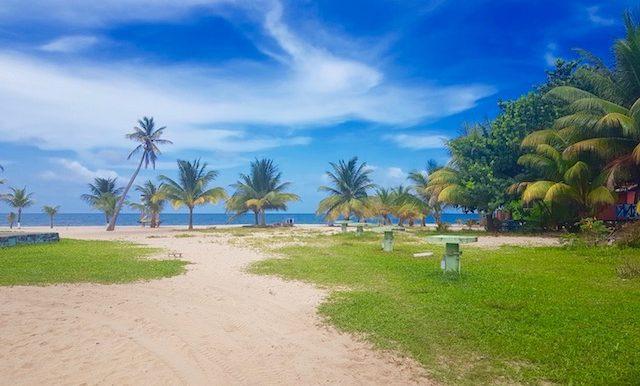 ND240 - Placencia beachfront parcel (1)