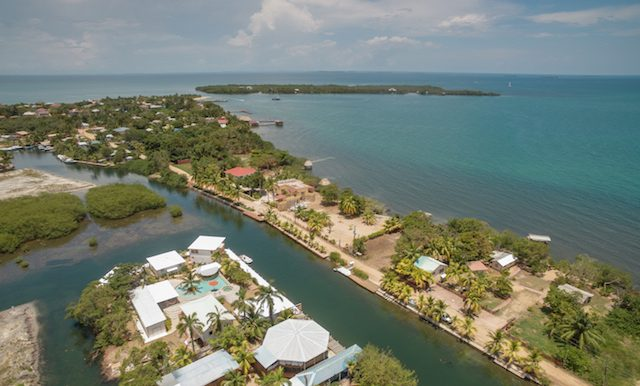 Placencia Waterfront Resort for Sale in Belize