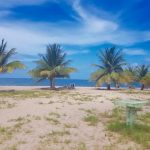Belize beachfront development land
