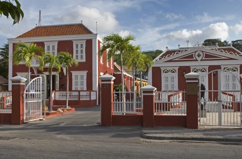 Curacao resort for sale