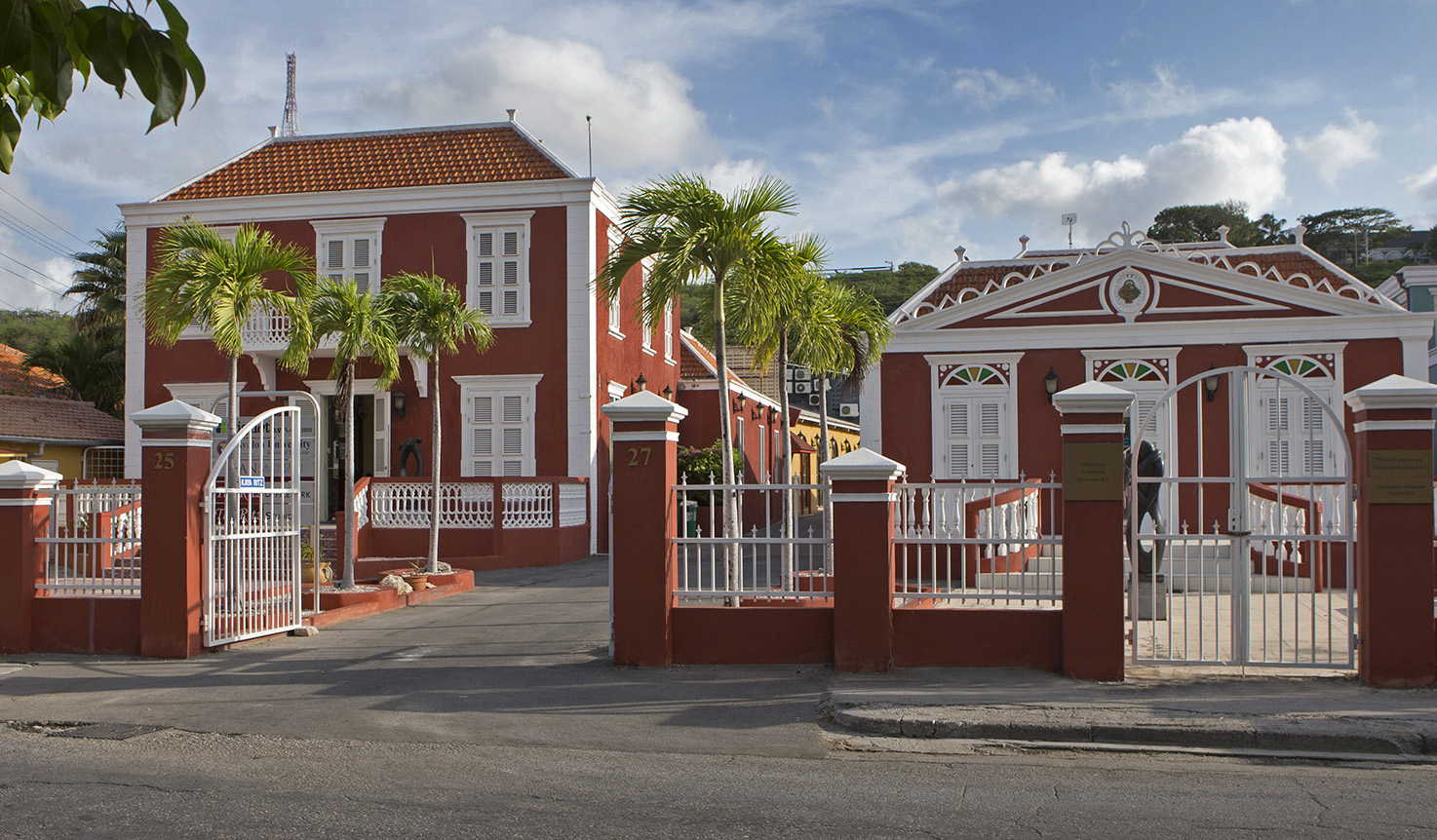 Curacao Resort for Sale – 76 Room Hotel, Shops, Offices