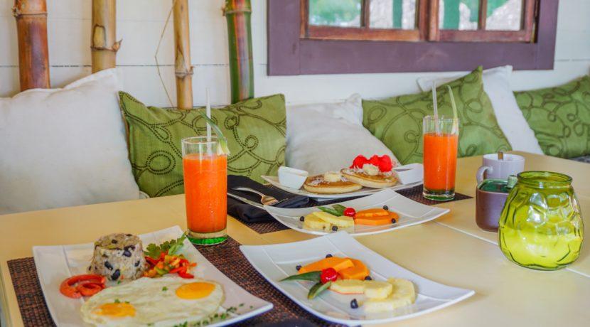 Full A-la-Carte Breakfast
