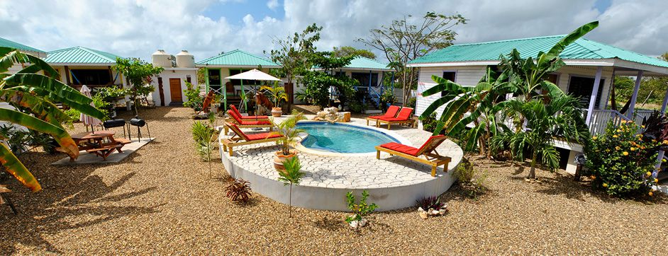 Hopkins Belize Hotel with Long Term Rentals
