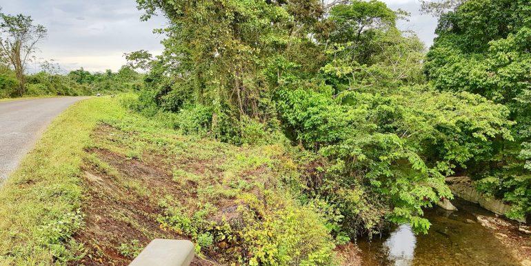 F010 - 114 acres along deep river - medina bank area