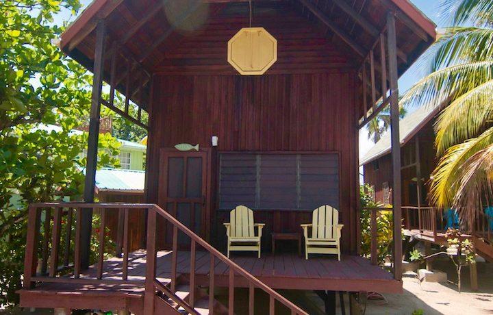 R125 - Green Parrot - Beach house
