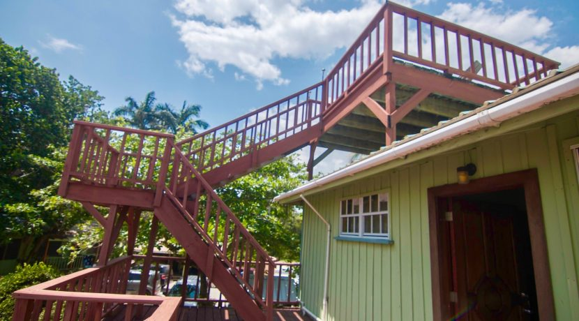 R125 - Green Parrot - rooftop obersavtion deck