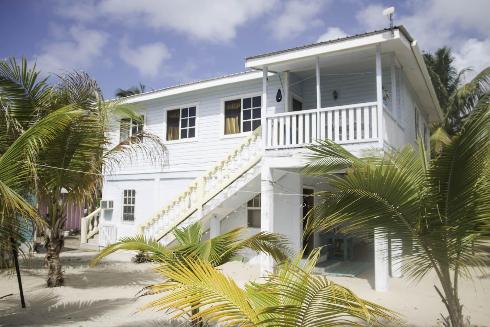 Successful Rental Property in Placencia Belize