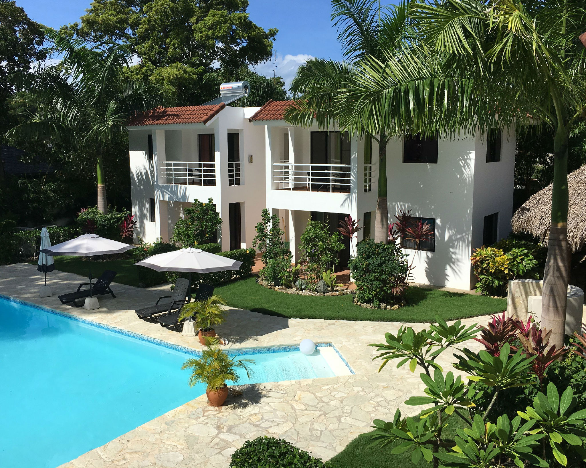 Boutique Hotel for Sale in Sosua 100 Meters to Beach