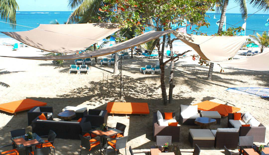 4 Star Beachfront Hotel in Cabarete Dominican Republic