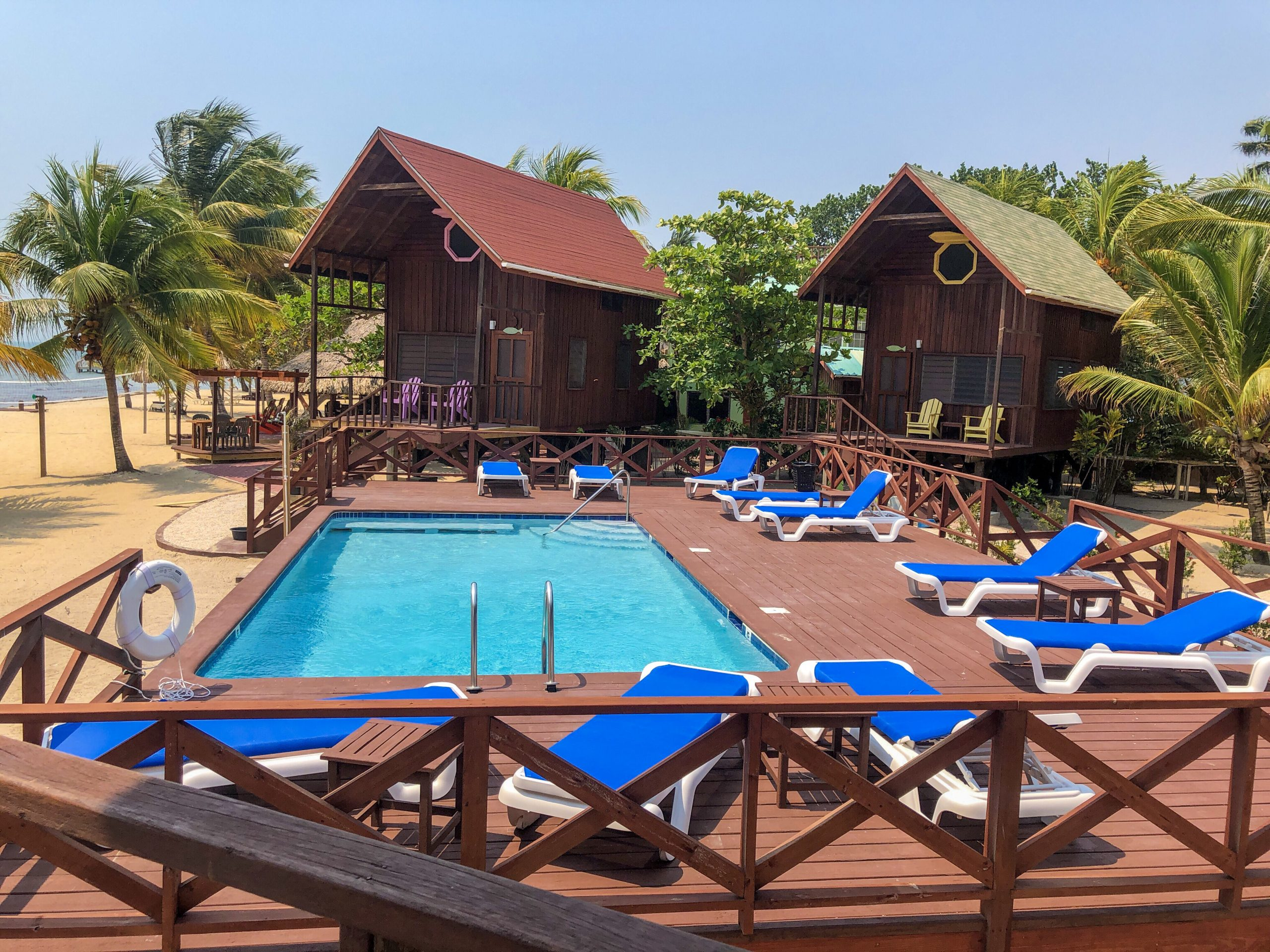 Belize Beach Front Resort