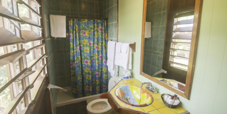 R125 - Green Parrot - Beach house - bathroom