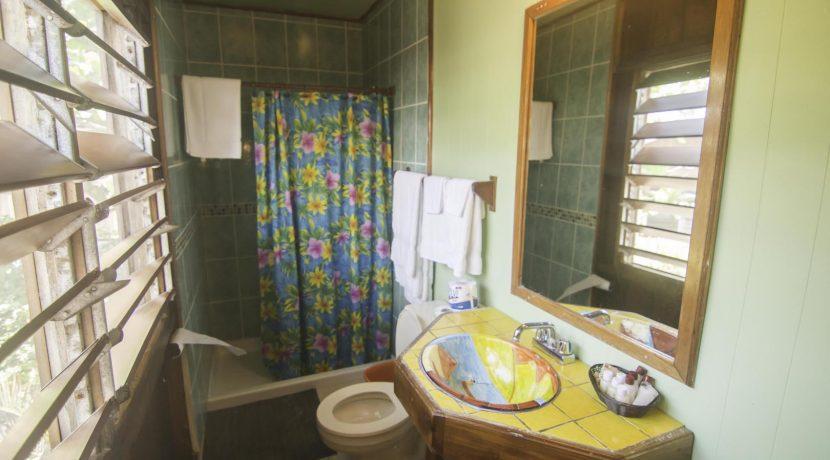 R125 - Green Parrot - Beach house - bathroom