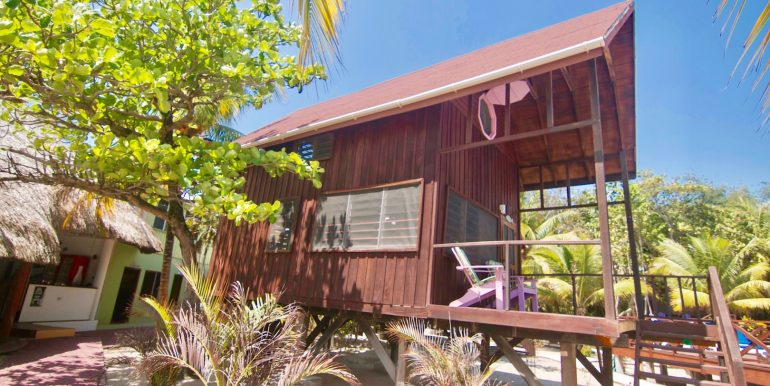 R125 - Green Parrot - Beach house - exterior