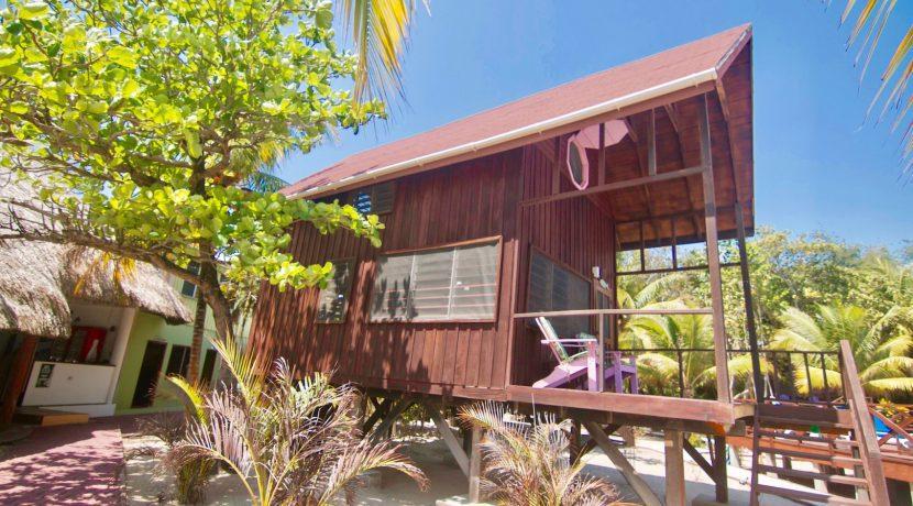 R125 - Green Parrot - Beach house - exterior