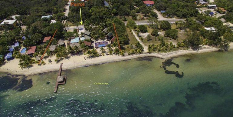 R125 - Green Parrot - Maya Beach drone2 min