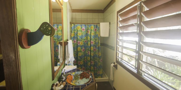 R125 - Green Parrot - beachhouse - bathroom