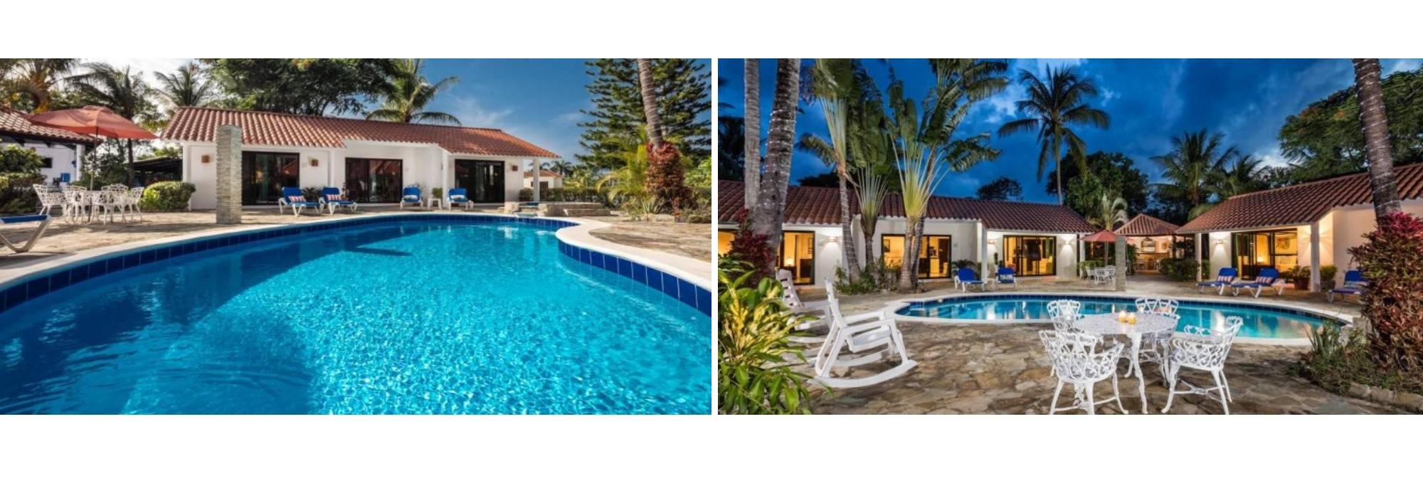 6 Unit B&B for Sale in the Dominican Republic Steps to Beach