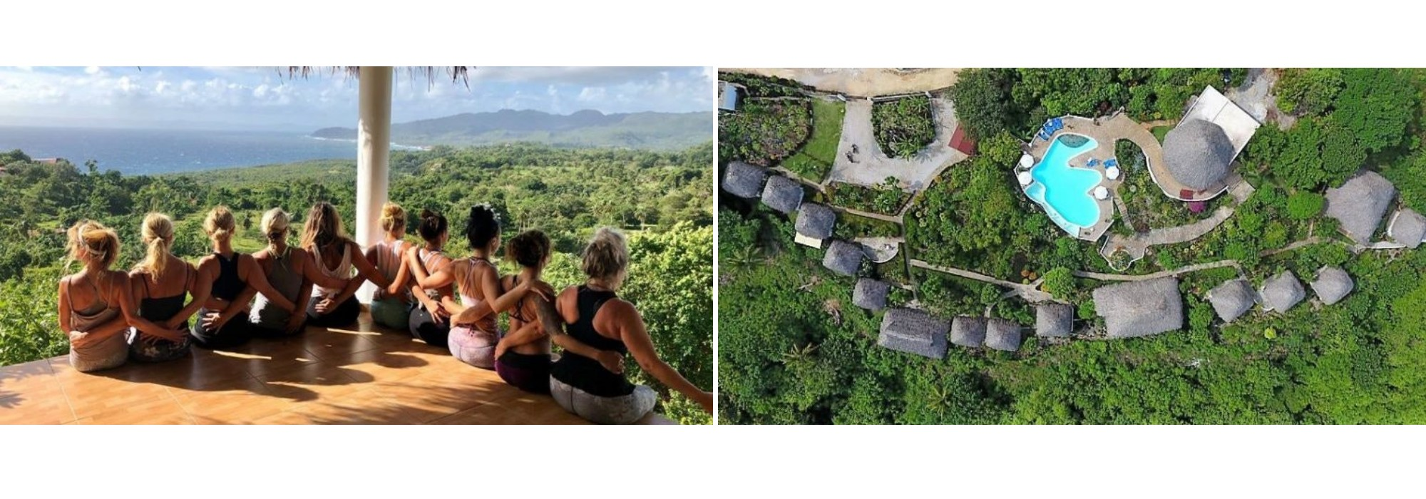Dominican Republic Yoga Eco Lodge for Sale