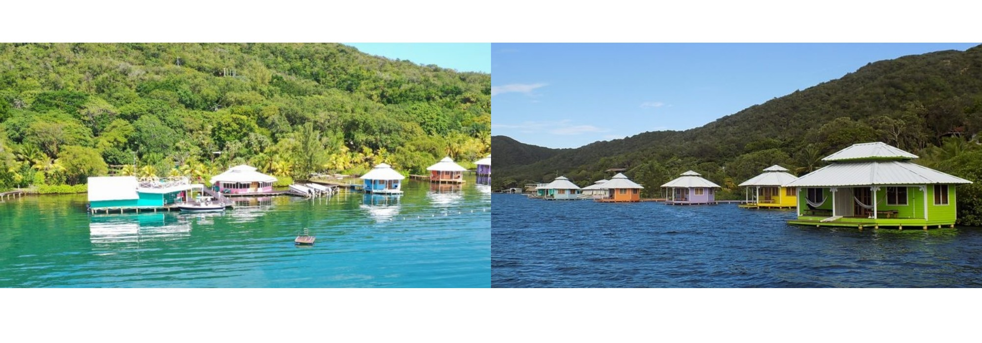 Private 21 Acre Lodge for Sale in Roatan Honduras