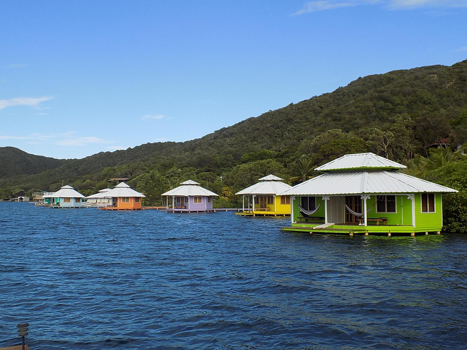 Private 21 Acre Lodge for Sale in Roatan Honduras