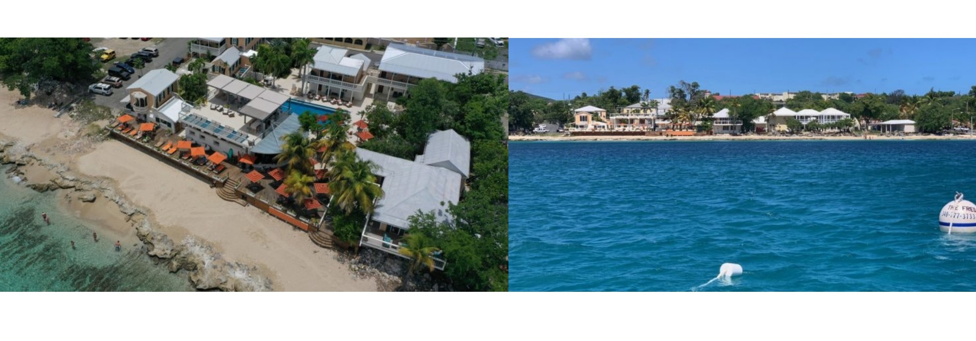 USVI Boutique Eco-Friendly Beachfront Caribbean Resort
