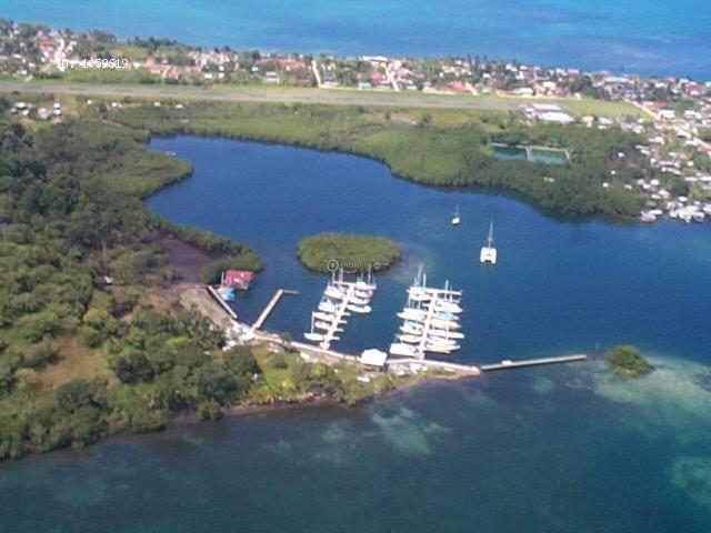 Marina aerial