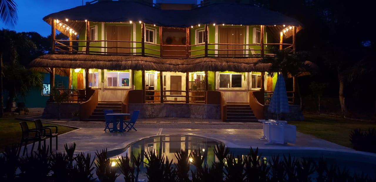 Eco Resort or Yoga Retreat, Chetumal Bay, Mexico